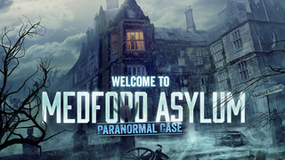 Medford Asylum: Paranormal Case - Hidden Object Adventure screenshot 1