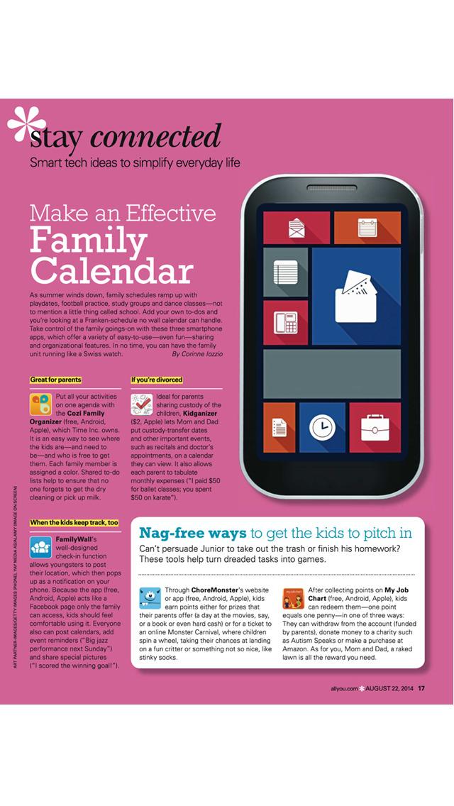 ALL YOU Magazine screenshot 1