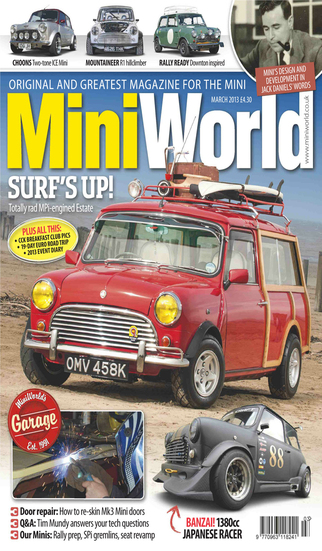 Mini World Magazine screenshot 3