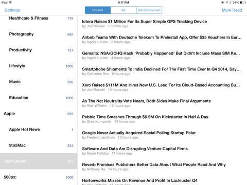 Rss Reader One screenshot 10