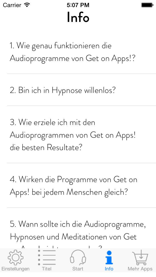Feel the Here and Now! Im Hier und Jetzt leben mit Hypnose screenshot 4