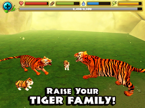 Tiger Simulator screenshot 9
