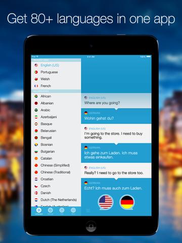 Speak & Translate - Translator screenshot 10