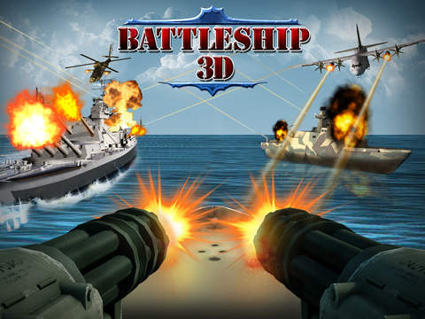 Navy Battleship Attack 3D screenshot 8