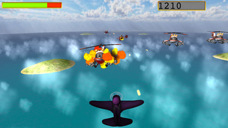 Penguin Dogfight screenshot 4