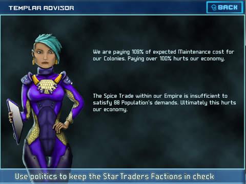 Star Traders 4X Empires Elite screenshot 9