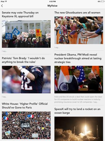 Breaking News Headlines: World US Daily Alerts App screenshot 8