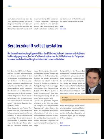 IT-Szene München screenshot 8