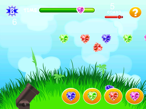 ` Jewel Shooter Color Test Fun Brain Training Time Waster Free Game screenshot 9