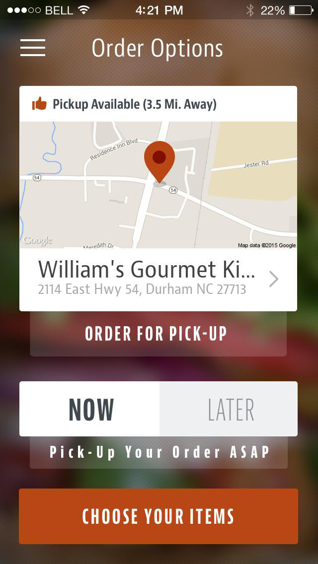 William's Gourmet Kitchen screenshot 2