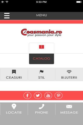 Ceasmania - náhled