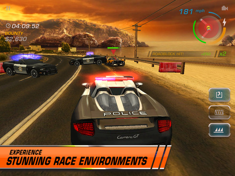Need for Speed™ Hot Pursuit HD screenshot #3