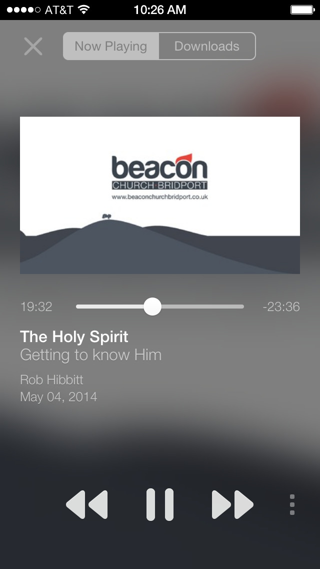 Beacon Church screenshot 2