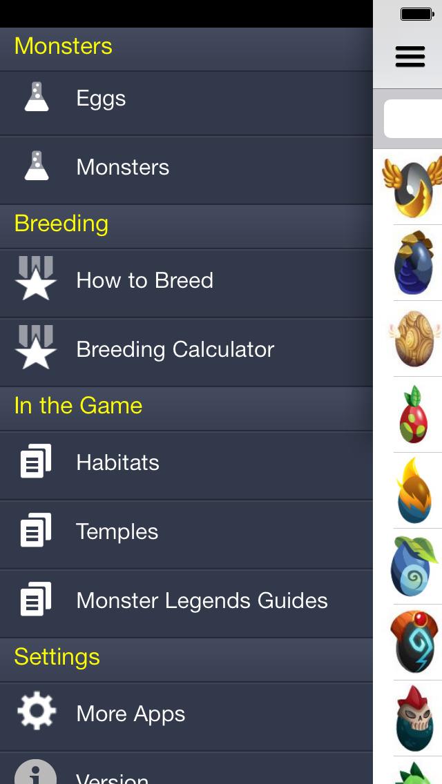 Guides for Monster Legends | Apps | 148Apps
