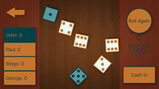 Farkled: 4-Player Farkle! screenshot 1
