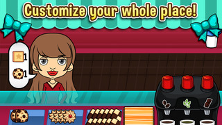 My Cookie Shop - The Sweet Candy and Chocolate Store Game screenshot #3