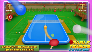 Table Tennis Extreme screenshot 3