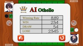 AI Otello FVN screenshot 2