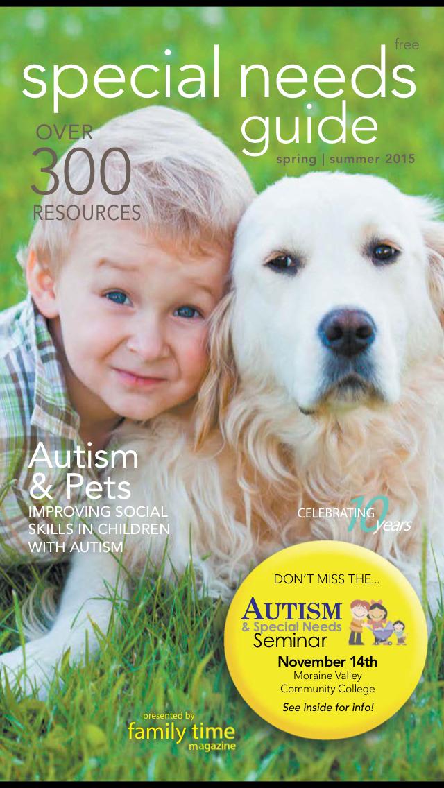 Special Needs Guide Magazine screenshot 1