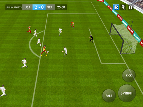 Soccer 2015 - Real football game with super soccer matches and tournament [Premium] screenshot 6