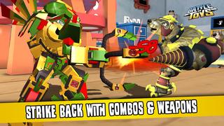 Battle of Toys screenshot 2