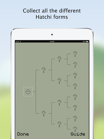 Hatchi - A retro virtual pet screenshot 8