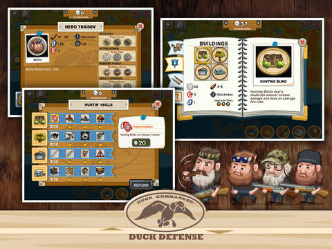 Duck Commander: Duck Defense screenshot 9