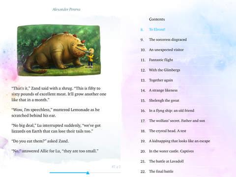 The Cup of Galfar: Fantasy story and hero's novel screenshot 9