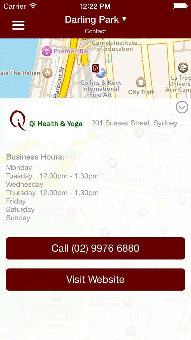 Qi Yoga screenshot #5