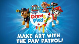 PAW Patrol Draw & Play screenshot 1