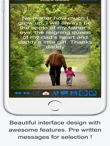I Love Your Dad e-Cards - Express appreciation and love to your dearest father screenshot 7