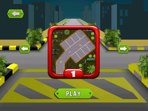 Awesome Racing Car Parking Mania - play cool virtual driving game screenshot 5