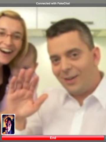 FAKECHAT Funny Video Chats screenshot 9