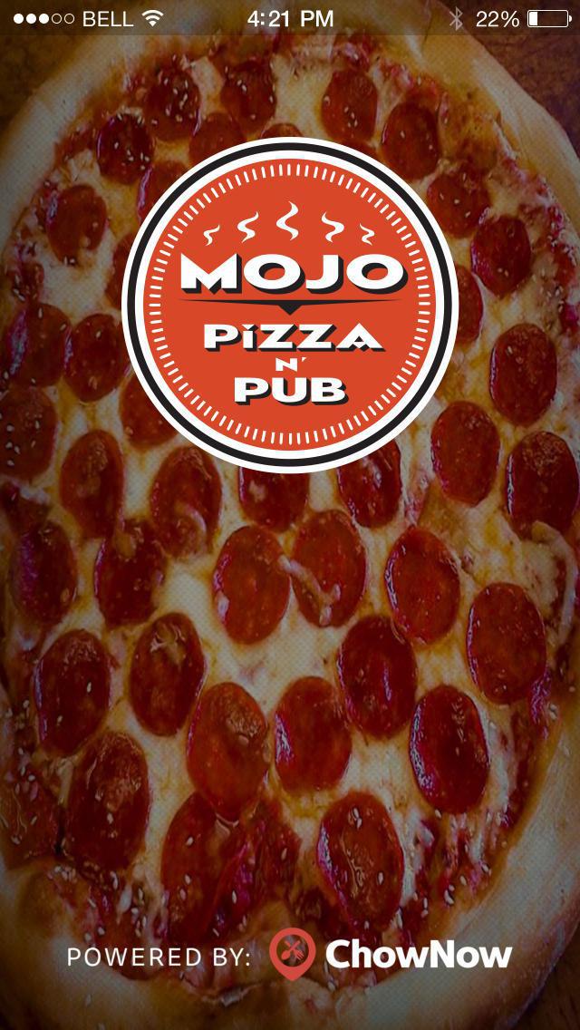 Mojo Pizza screenshot 1