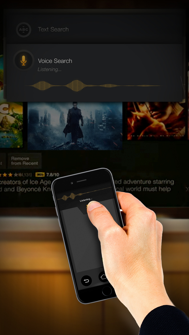 Amazon Fire TV screenshot 1