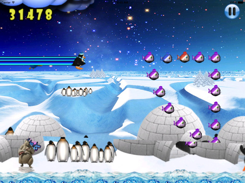 Happy Pinguin Jump PRO : Wourld Tour screenshot 9