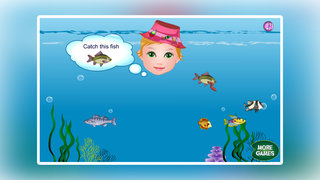 Baby Juliet Fishing Day screenshot 4