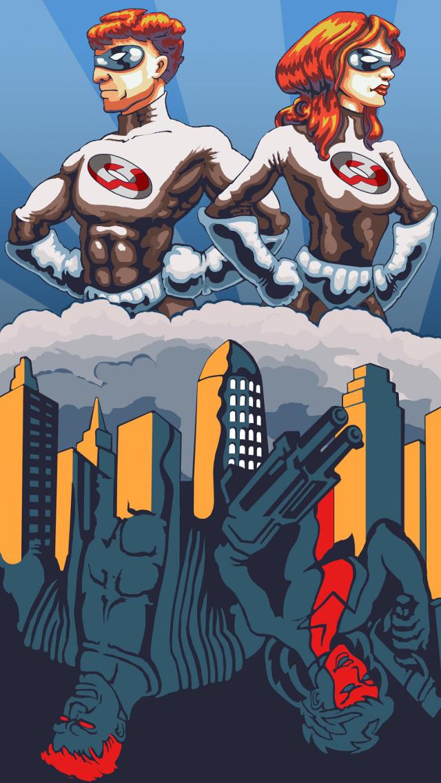 Heroes Rise: The Prodigy screenshot 1