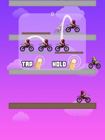 Motorcycle TAP TAP screenshot 9