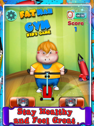 Fat Man Gym screenshot 10