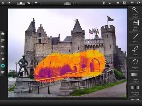 Leonardo - Photo Layer Editor screenshot 8