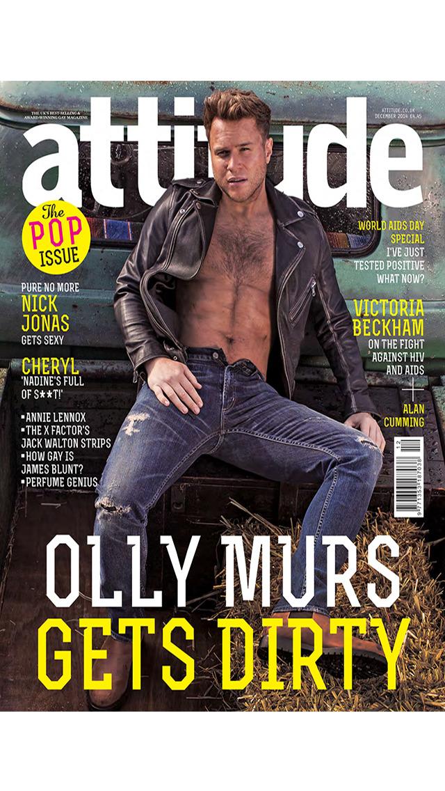 Attitude Magazine. screenshot 1