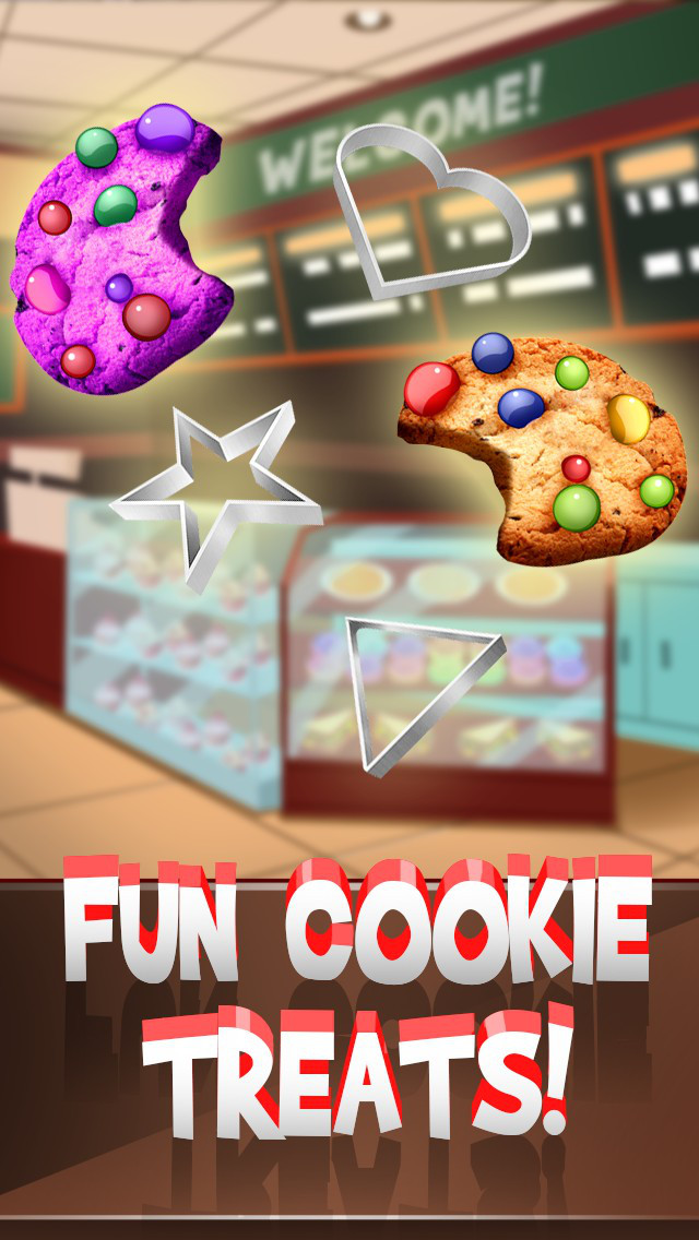 Awesome Cream Cookies Dessert Bakery screenshot 2
