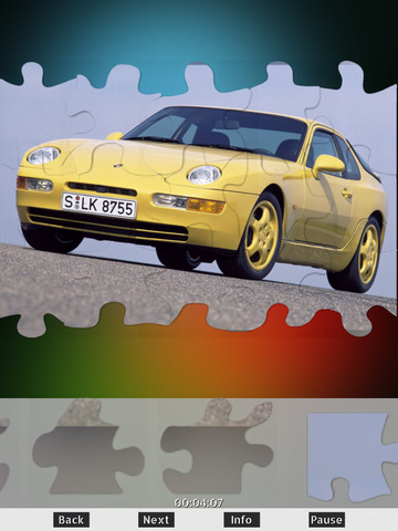 Cars Puzzles+ screenshot 7