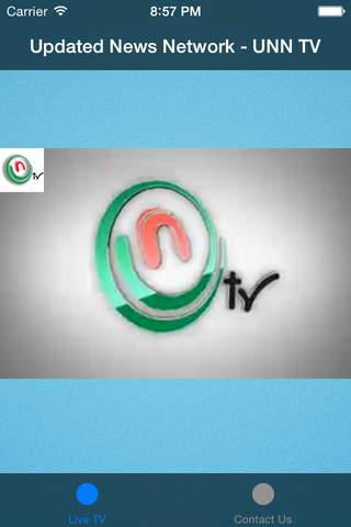 UNN TV - náhled