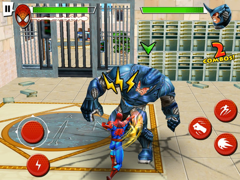 Spider-Man: Total Mayhem HD screenshot 2