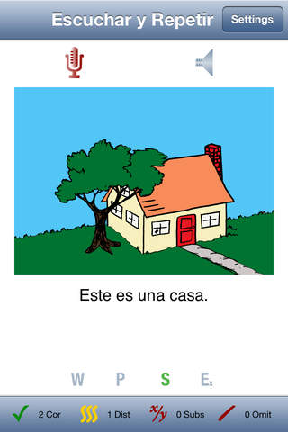 Escuchar y Repetir — Spanish Phonology - náhled