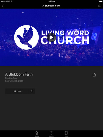 Living Word Church screenshot 6