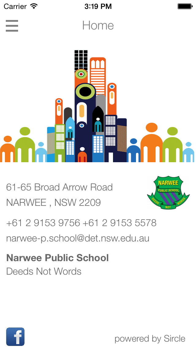 Narwee Public School screenshot 1