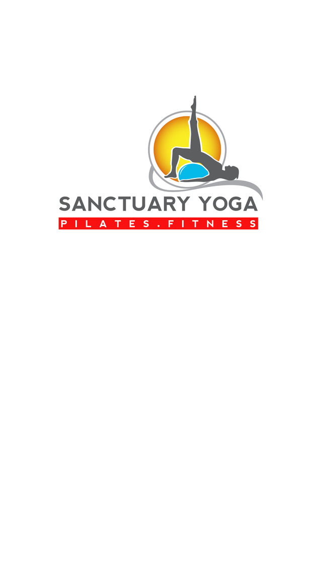 Sanctuary Yoga Pilates Fitness screenshot #1